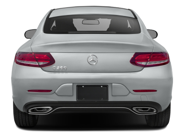 2017 Mercedes-Benz C 300 C 300 4MATIC Coupe