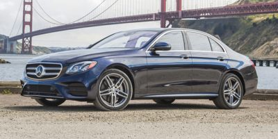 2017 Mercedes-Benz E 300 E 300 Sport 4MATIC Sedan