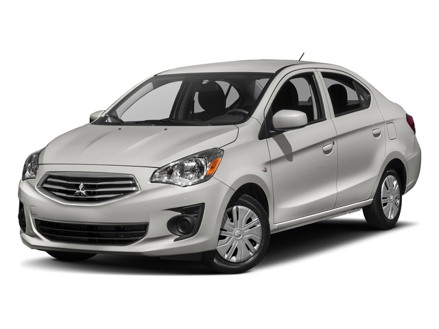 New Inventory | 2017 Mitsubishi Mirage G4 ES | Wilmington ...