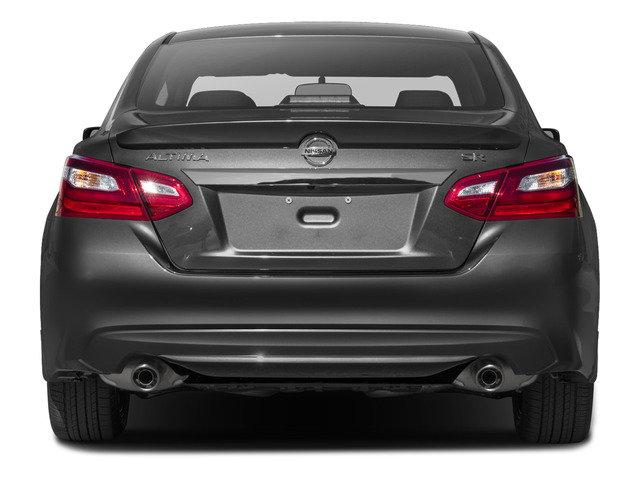 2017 Nissan Altima 2.5 SR Sedan