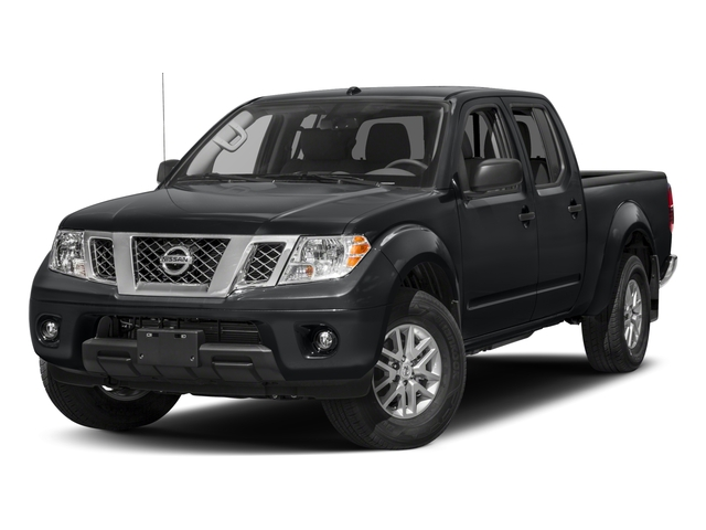 2017 Nissan Frontier Crew Cab 4x4 SV V6 Manual *Ltd Avail*