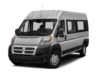 "2017 Ram ProMaster Window Van 2500 High Roof 159"" WB"