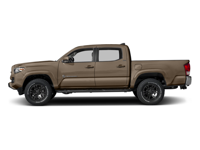 2017 Toyota Tacoma SR5 Double Cab 5' Bed V6 4x2 AT