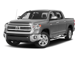 2017 Toyota Tundra 2WD 1794 Edition CrewMax 5.5' Bed 5.7L (Natl)