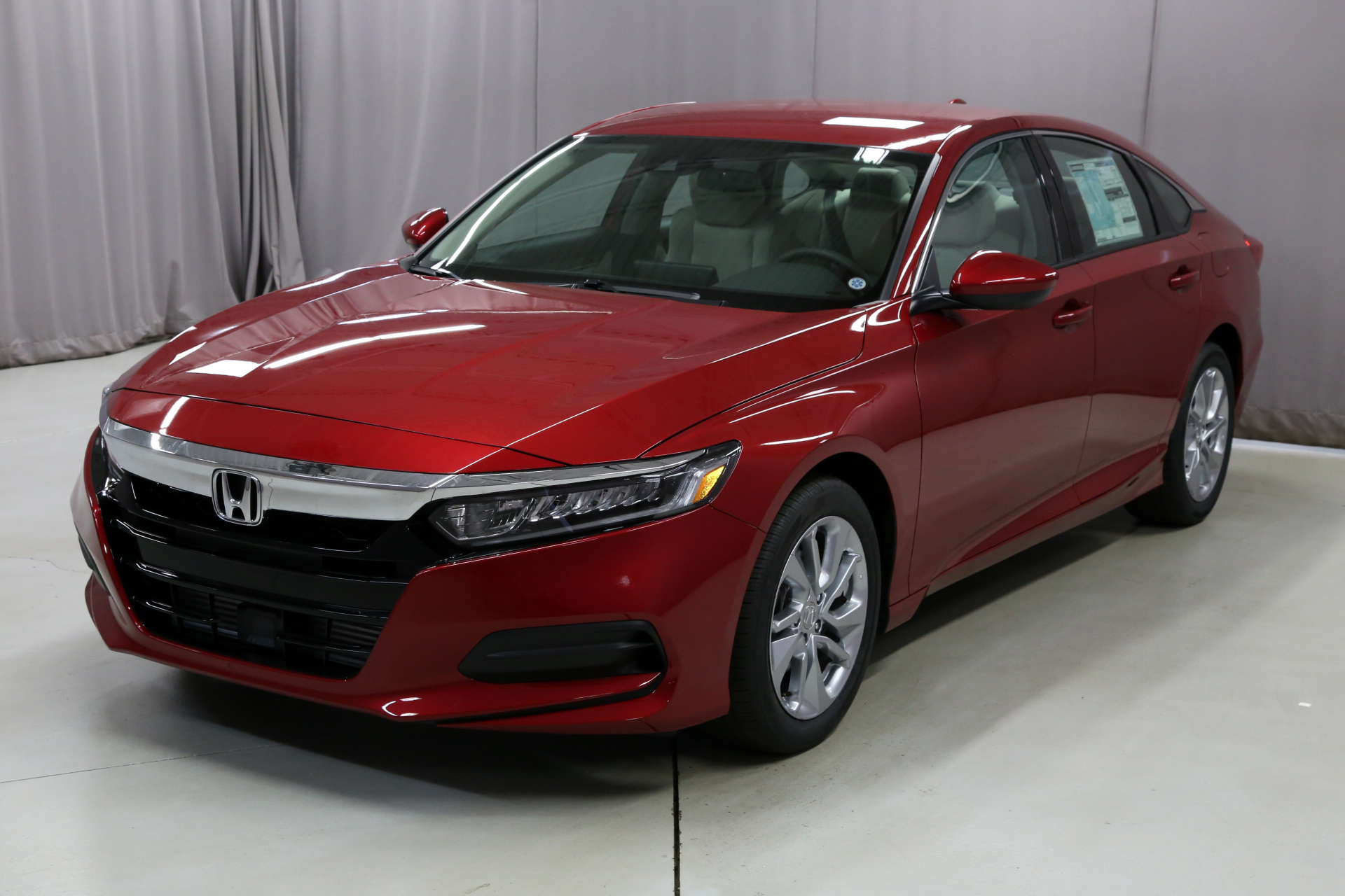 New Honda Inventory 2018 Honda Accord Sedan LX 1 5T Bill Page