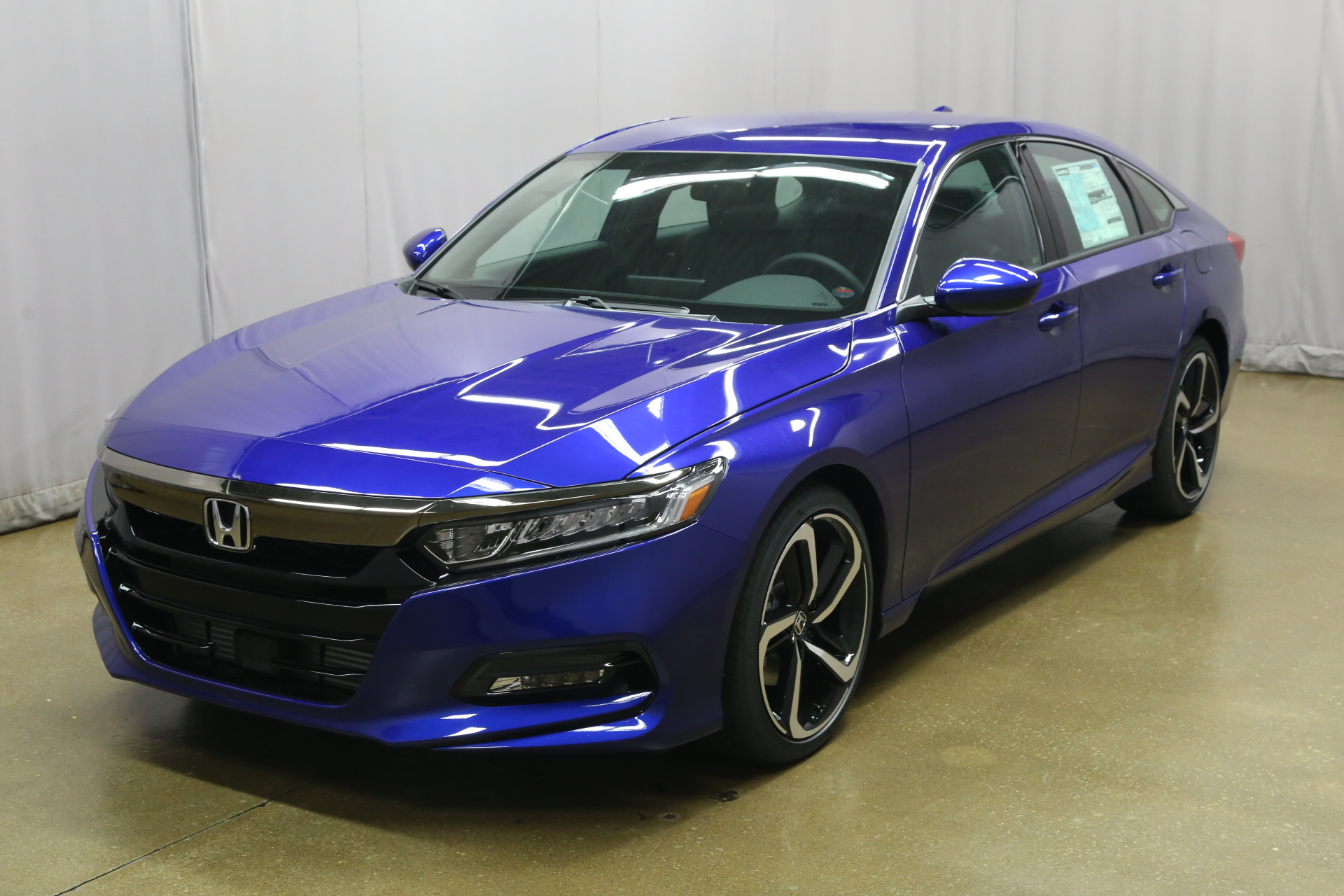 New Honda Inventory 2018 Honda Accord Sedan Sport 1 5T Bill Page