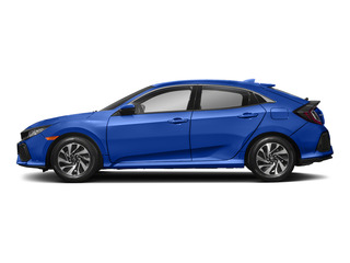 2018 Honda Civic Hatchback LX Manual