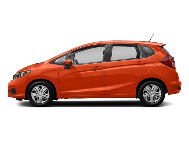 2018 Honda Fit LX Manual