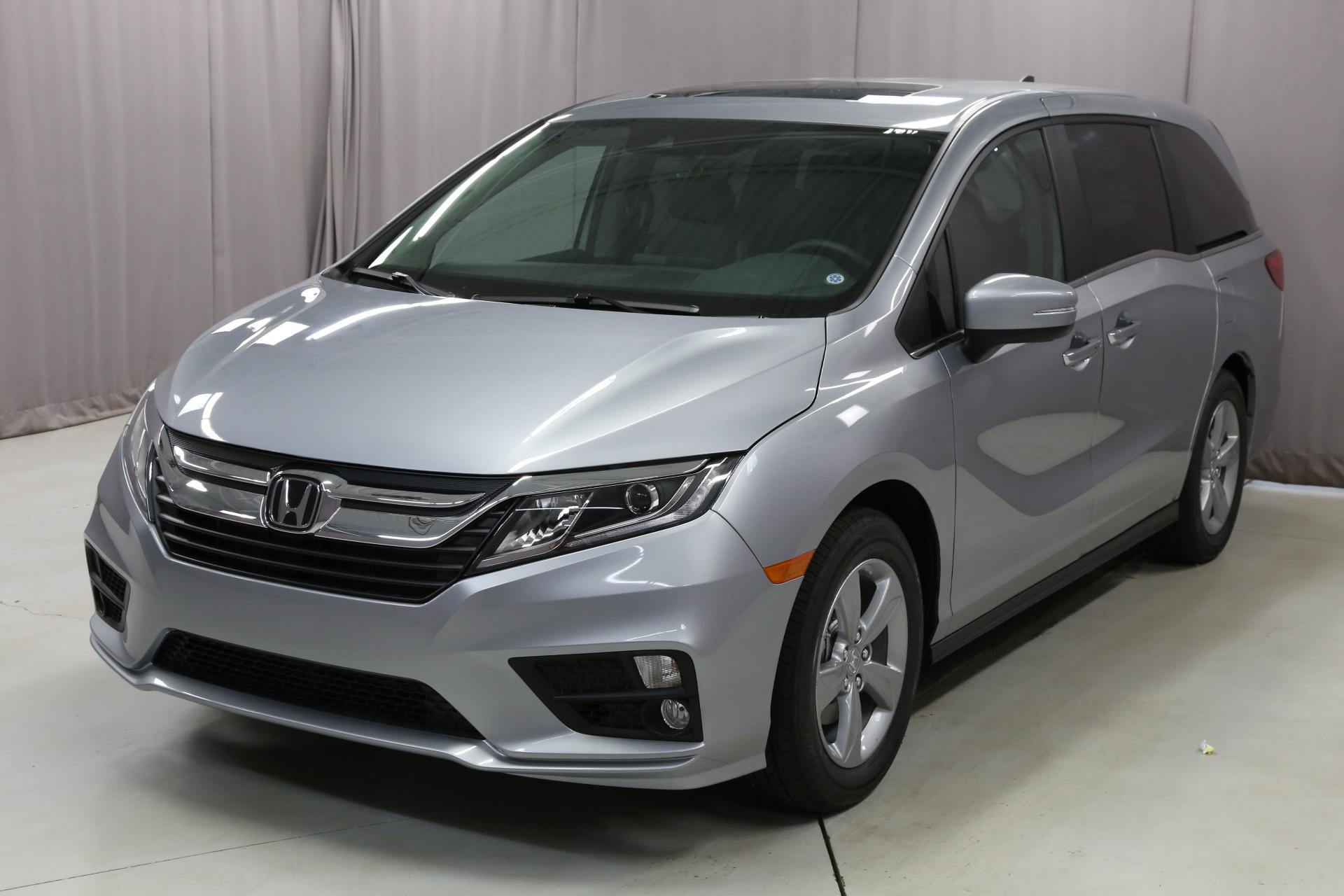 New Honda Inventory 2018 Honda Odyssey EX L Bill Page Honda