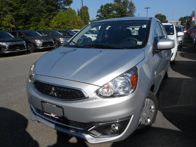 2018 mitsubishi mirage es. beautiful mirage 2018 mitsubishi mirage es cvt intended mitsubishi mirage es