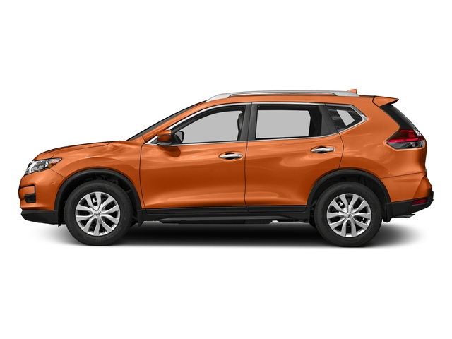 2018 Nissan Rogue AWD S