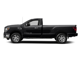 2018 Nissan Titan XD 4x2 Gas Single Cab S