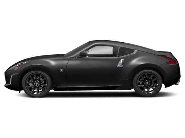 2020 Nissan 370Z Coupe Manual