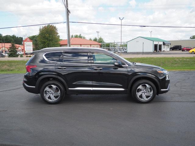 Used 2021 Hyundai Santa Fe SEL with VIN 5NMS3DAJ7MH311199 for sale in Saint Cloud, Minnesota