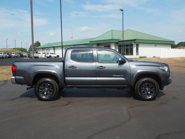 Used 2021 Toyota Tacoma SR5 with VIN 3TMCZ5AN0MM381734 for sale in Saint Cloud, Minnesota