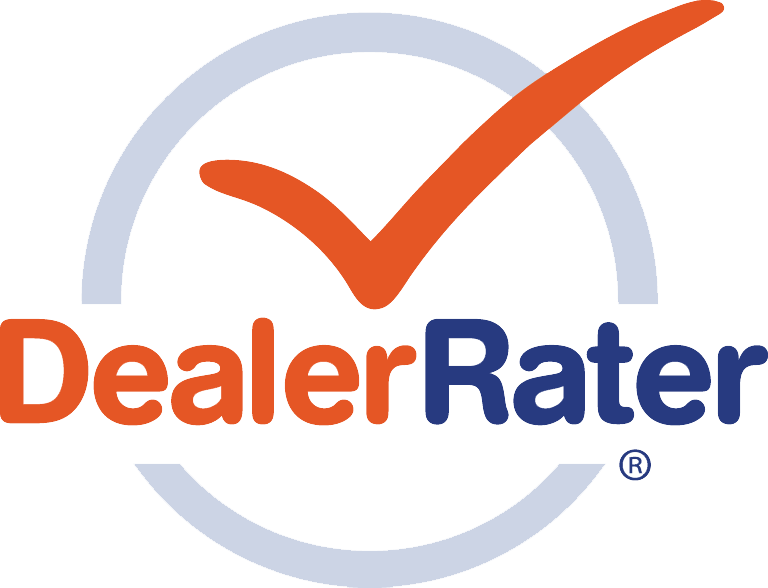 Rate us on DealerRater
