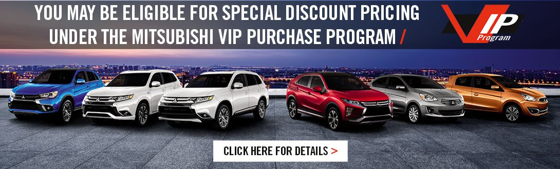 VIP Program at Schaumburg Mitsubishi