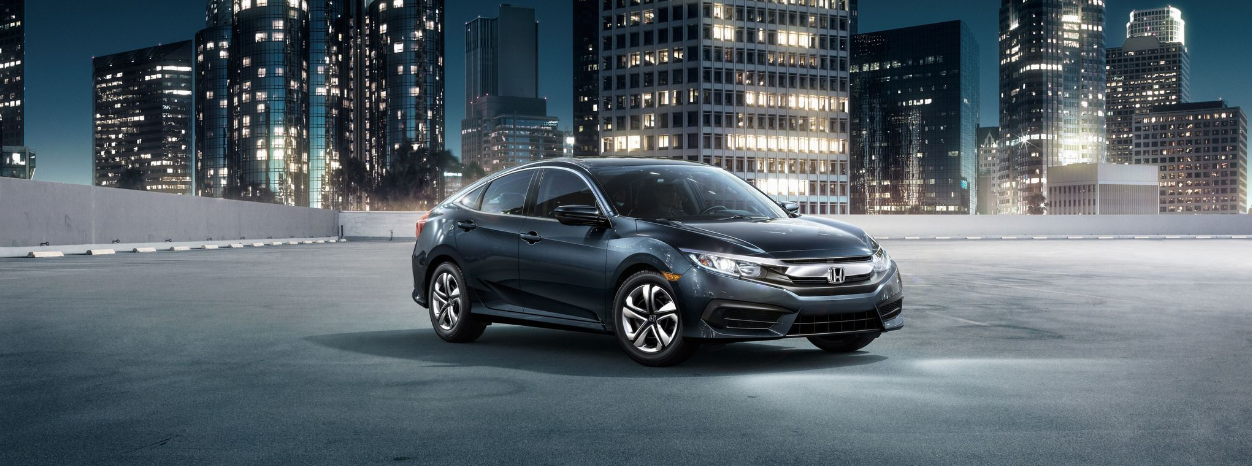 2016 Honda Civic in Lubbock, TX