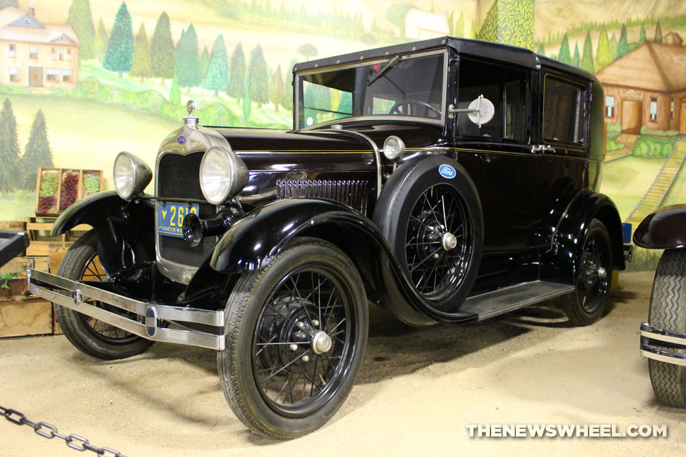 History of Ford | Pollard Used Cars | Lubbock, TX