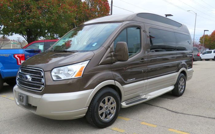 Ford Transit Conversion Van
