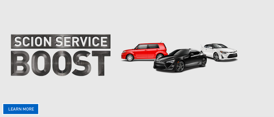 Scion Service Boost