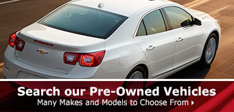 PreOwned Vehicles, Dean Meyers
