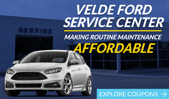 Velde Ford Service Center