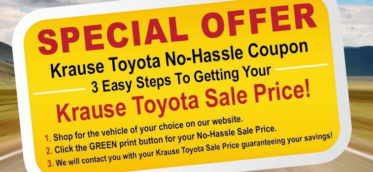 Krause No Hassle Coupon
