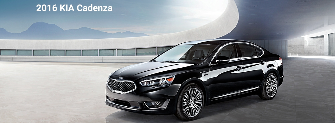 2016 KIA Cadenza at {{sitename}}