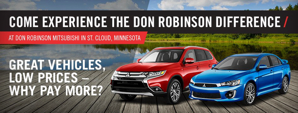 Don Robinson Mitsubishi Difference
