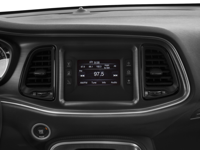 2016 Chrysler Technology