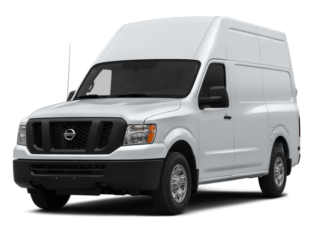 2016 Nissan NV3500 HD Cargo High Roof