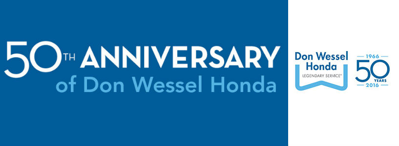 50th Anniversary of Don Wessel Honda