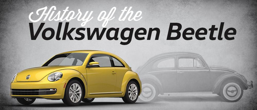 volkswagen beetle history gossett vw porsche
