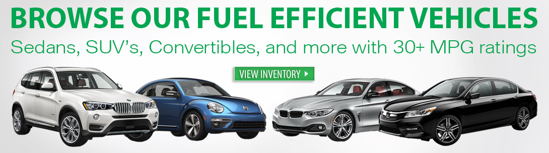 Fuel Efficient Cars