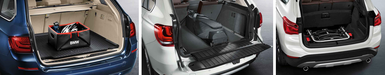 BMW Cargo Accessories
