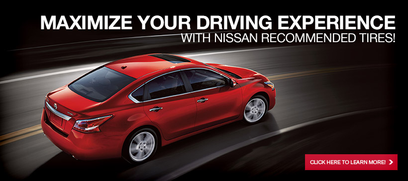 Nissan Tire Advantage