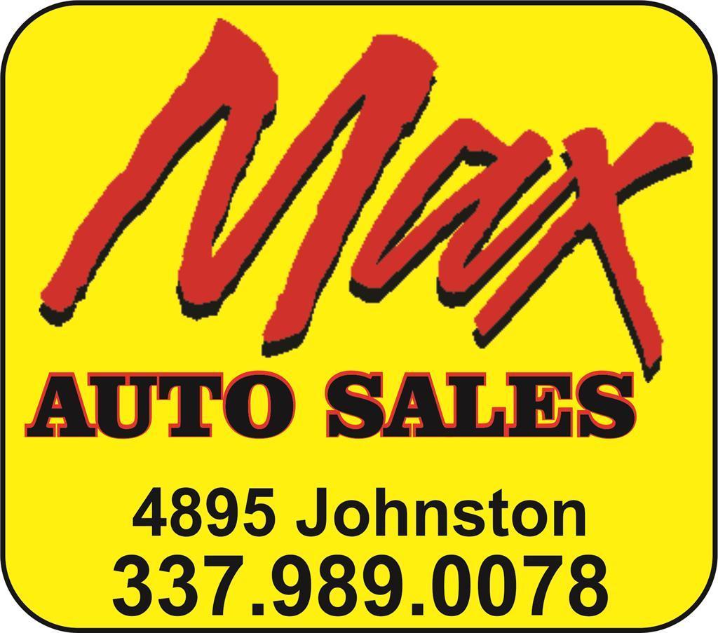 About us max auto sales lafayette la for La motors summerville sc