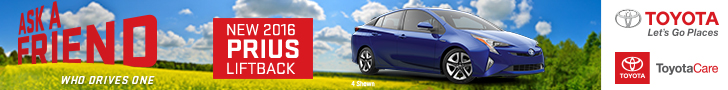 Ask A Friend 2016 Prius Liftback