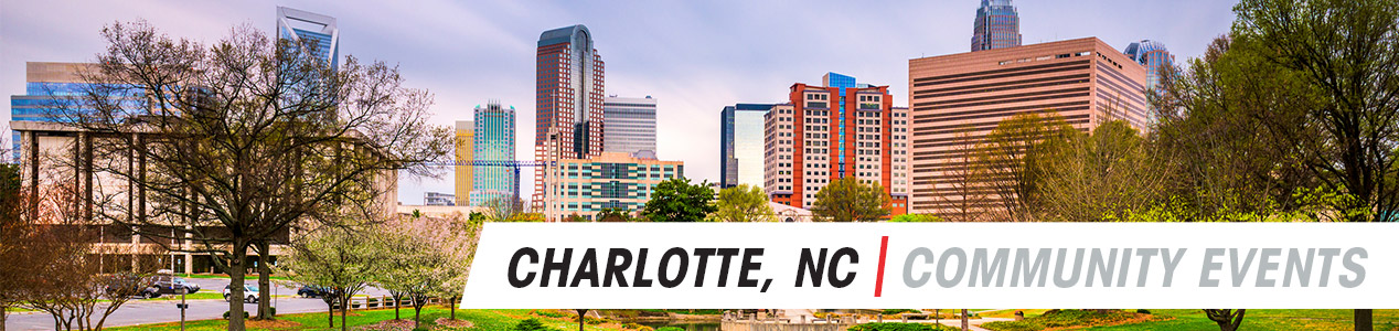 Community Events In Charlotte, NC