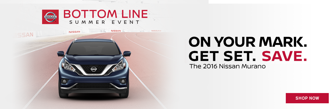 Nissan Bottom Line Sales Event 2016 banner 2.png