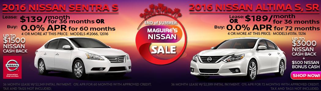 Maguire S Nissan Nissan Dealer Lebanon Pa