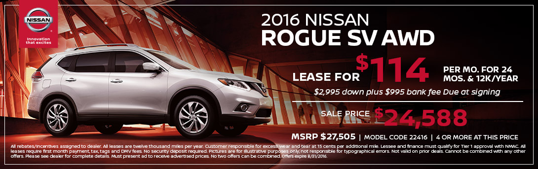 Nissan Rogue in Patchogue