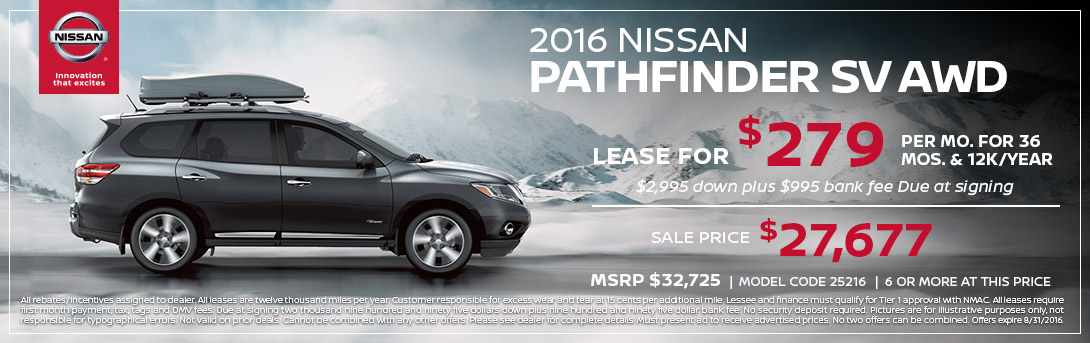 Nissan Pathfinder in Patchogue