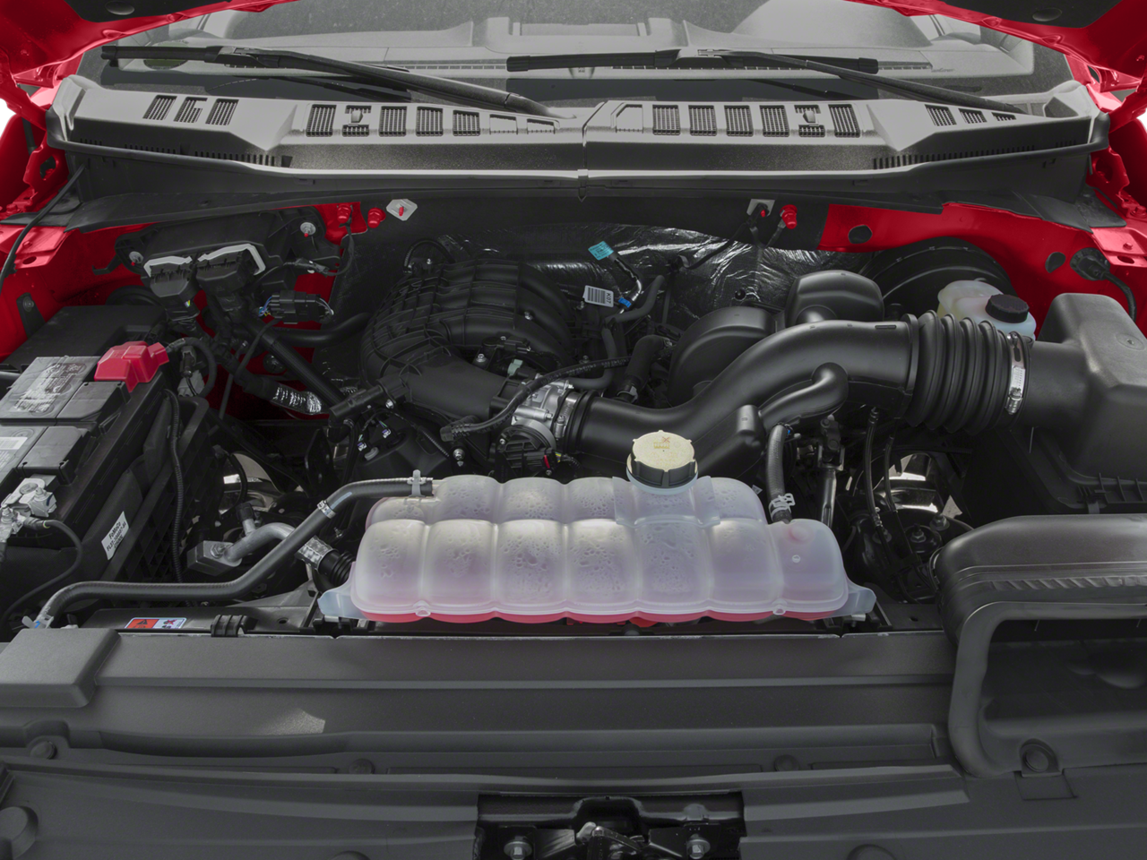2017 Ford F-150 Engine