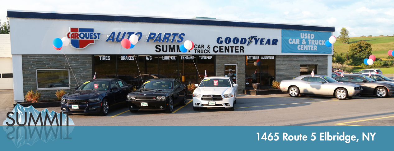 Summit Car & Truck Center