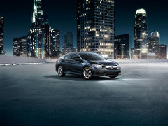 2016 Honda Civic in Pittsburgh, PA