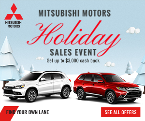2016 Mitsubishi Holiday - 300x250
