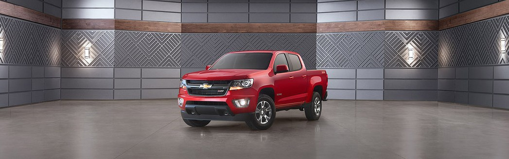 Chevrolet Colorado Near Lubbock, TX