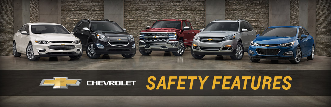 Chevrolet Safety Features